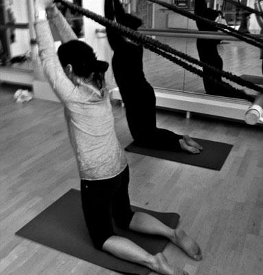Corsi Fitness Garuda Barre